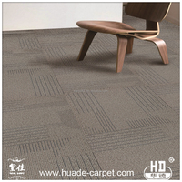 Soundproof Design Commercial Pictures of Carpet Tiles for Floor
