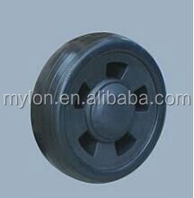 Supply OEM & ODM precision plastic injection parts Plastic Hand Wheel