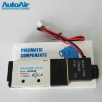 AUTOAIR Brand High Quality 4V series 4v210-06 low price solenoid valve directed solenoid valve