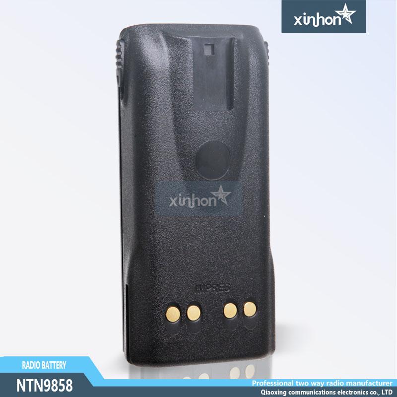 NTN9815AR NTN9858 Replacement Battery for MOTOROLA XTS1500 XTS2500 Two-Way Radio