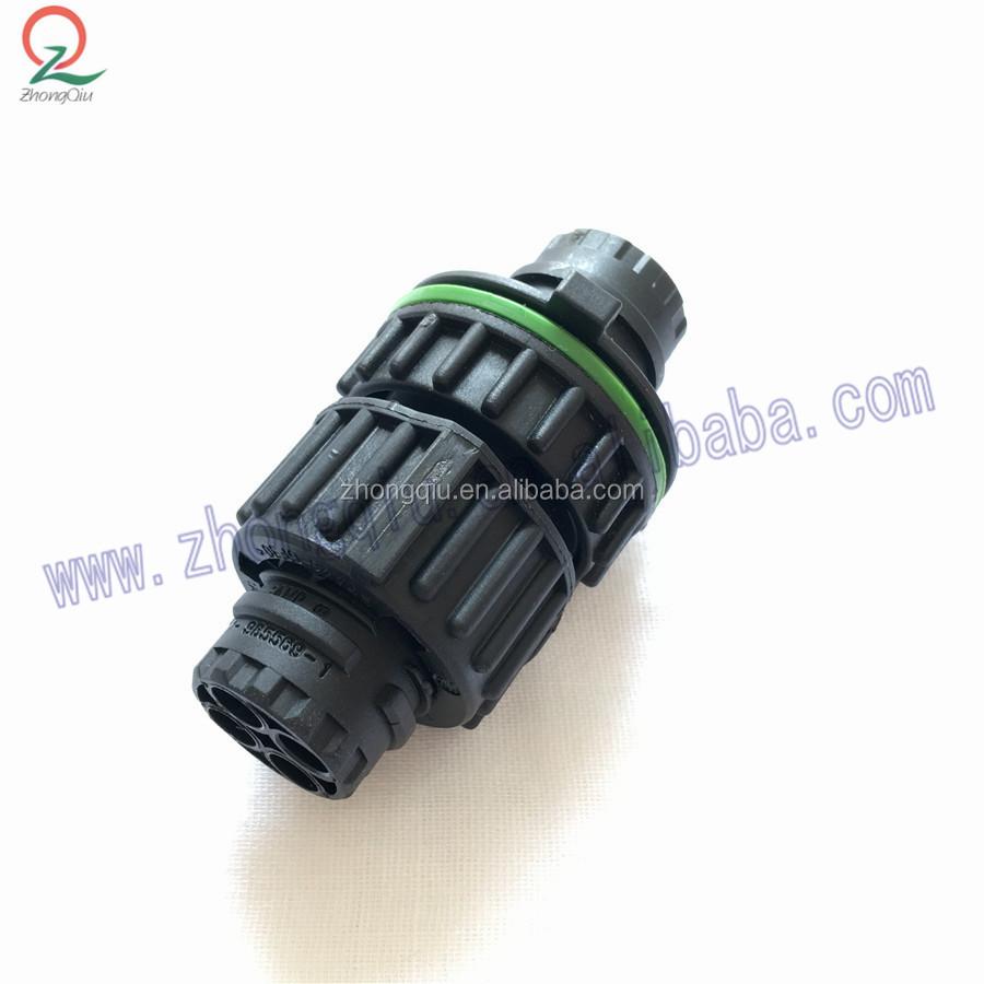 Finden Sie Hohe Qualität 4pin Rundsteckverbinder Hersteller und 4pin ...