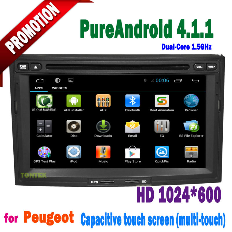 gps de navegaci n para peugeot 5008 3008 android dvd car con wifi 3g radio bluetooth mp3 mp4. Black Bedroom Furniture Sets. Home Design Ideas