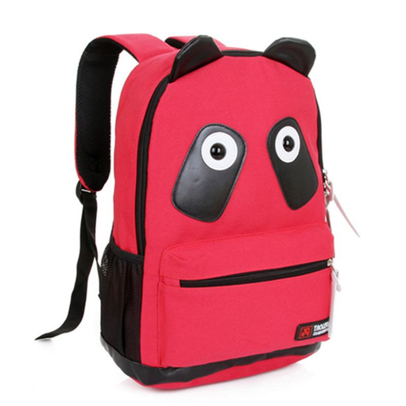 Get Quotations · 9 Color Canvas Women s Panda Backpack School Book Campus  Backpack Panda Bag Book Bags With Kongfu 0654fd3db2c4a