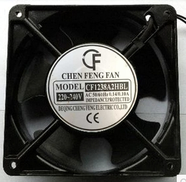 6015 12V 0.12A 6cm dual ball delta 3 line computer chassis fan AFB0612MB CPU