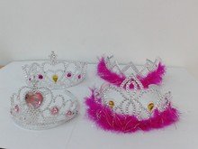 wholesale pageant tiara crown crystal beauty hair accessory
