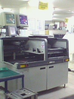 Dek 260 Screen Printing Machine