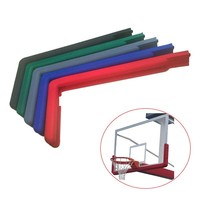 International standard PU basketball backboard padding basketball accessories