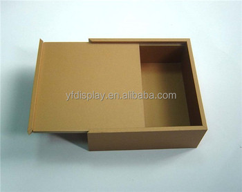 Green Color Simple Design Wooden Box Small Packing