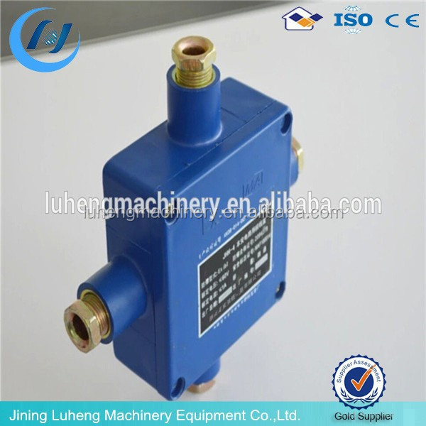 Intrinsically safe explosion proof junction box, ip67 junction box for sale