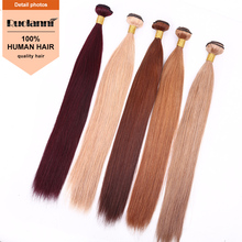 Wholesale Silky Straight hair,100% remy virgin hair extension human