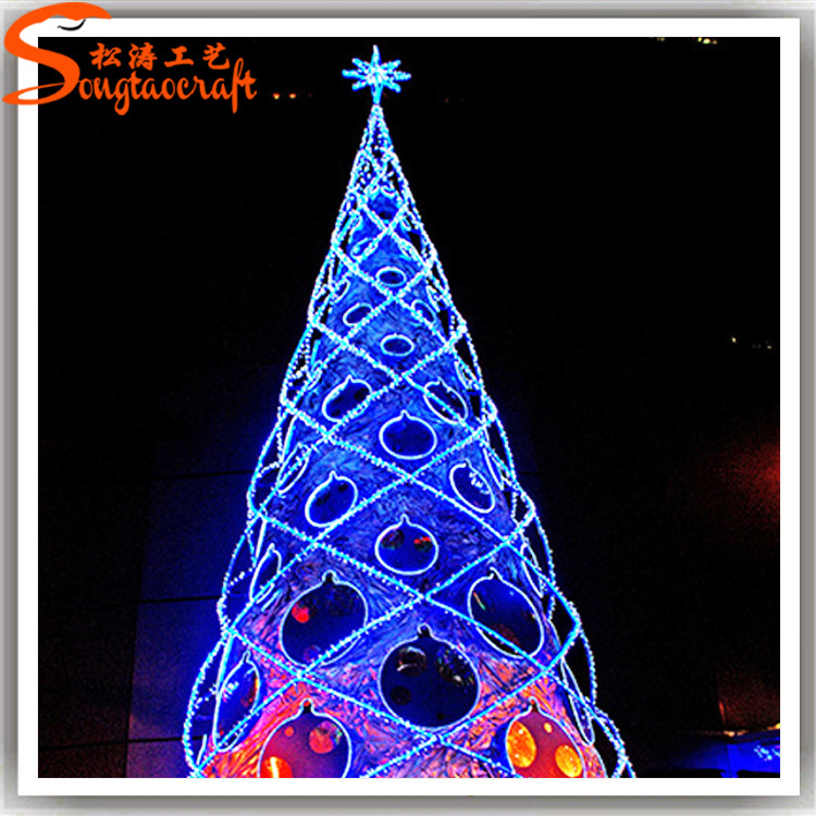 Chinese Factory Hot Sale Giant Artificial Led Christmas