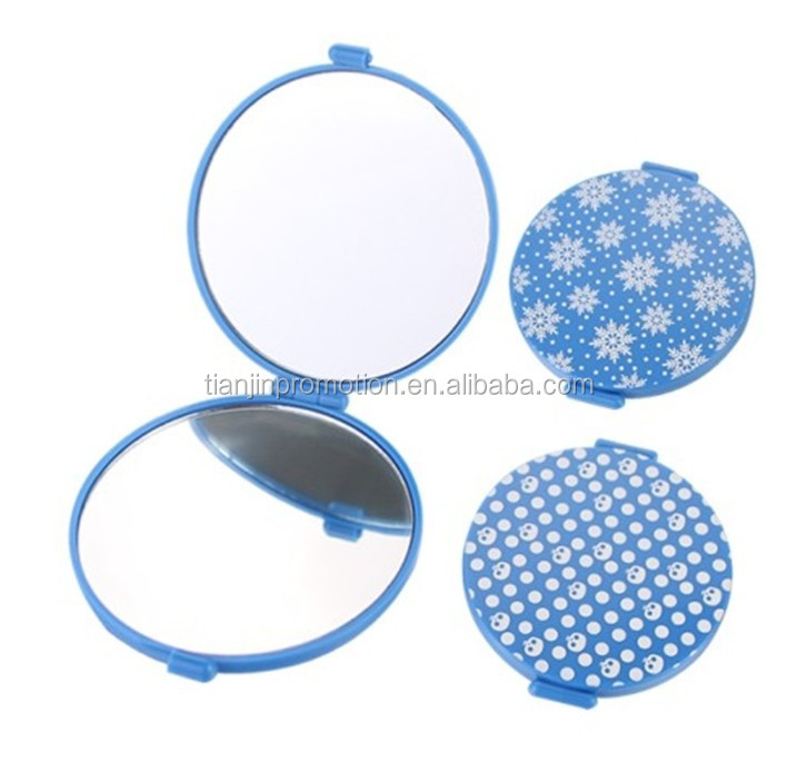 2015 Hot two way mirror/10x magnification makeup mirror