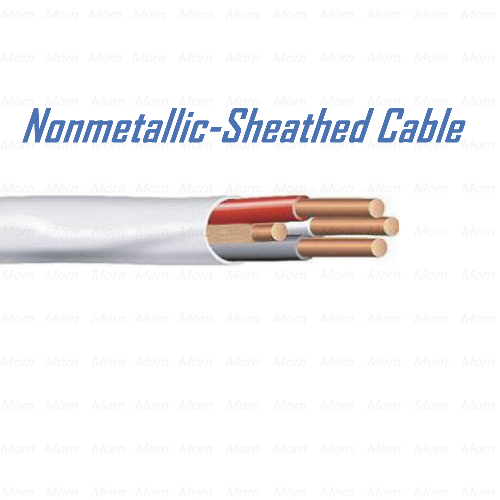Nonmetallic-sheathed Cable Nm Round Cable With Ul 719 Standard - Buy ...