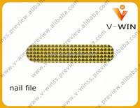 mini match book nail file welcome Custom Printed Colorful Nail File