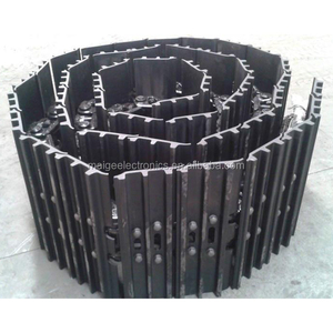 Excavator Undercarriage Spare Parts PC200 PC210 PC220 PC240 Track Chain/Track Link Assy for Komatsu