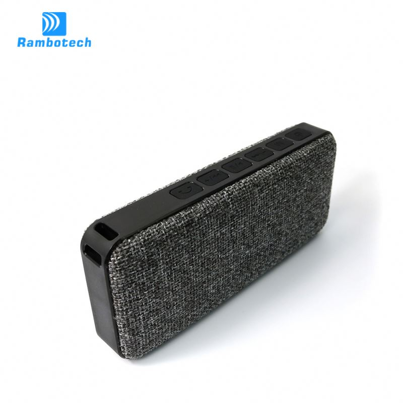 Best selling items promotion gift waterproof bluetooth speaker 2017-RS600