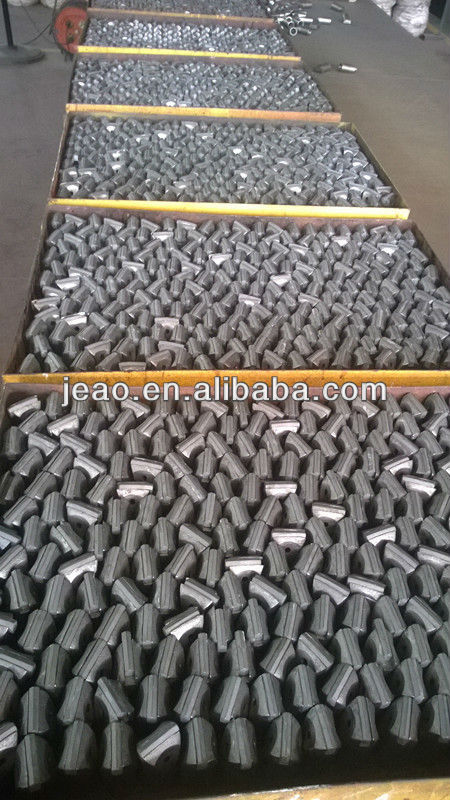 100% Factory Price Rock Drilling Chisel Bit For Mining Field/Drill bit for jack hammer