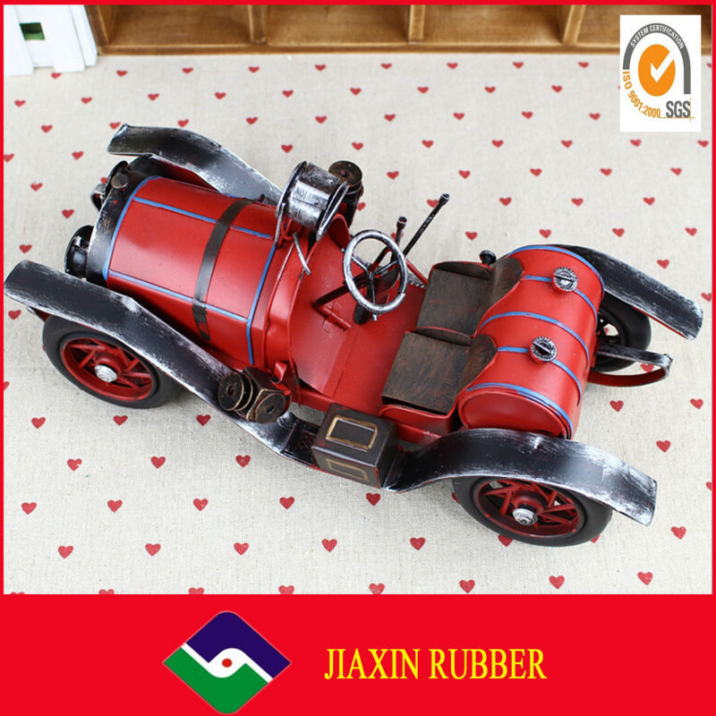 Best option for gift toy car decoration waste material art for Craft model with waste material