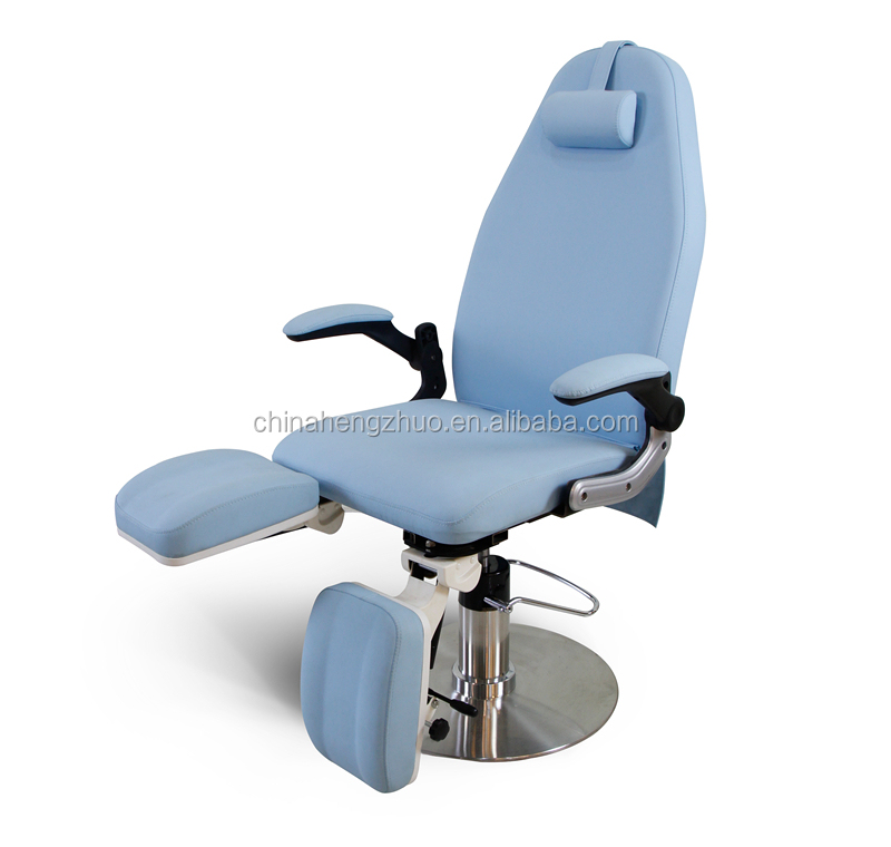 Cheap price Electric pedicure spa chair with hydralic pump round base