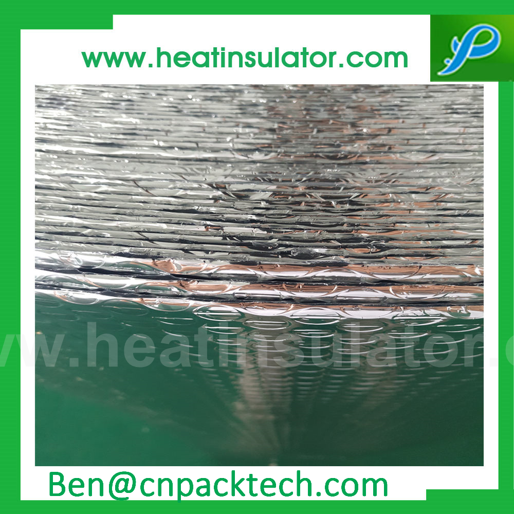 Car Window Thermal Insulation Radiant Barrier Bubble foil Insulation RoHS/SGS