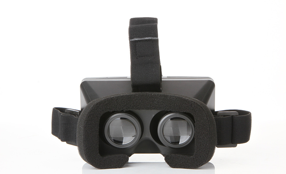 685c74dd3901 Buy Google Cardboard VR Box Virtual Reality Helmet Mobile Phone 3D Viewing  Glasses for 3 quot -6 quot  Screen Google VR 3D Glasses Polarized in Cheap  Price ...