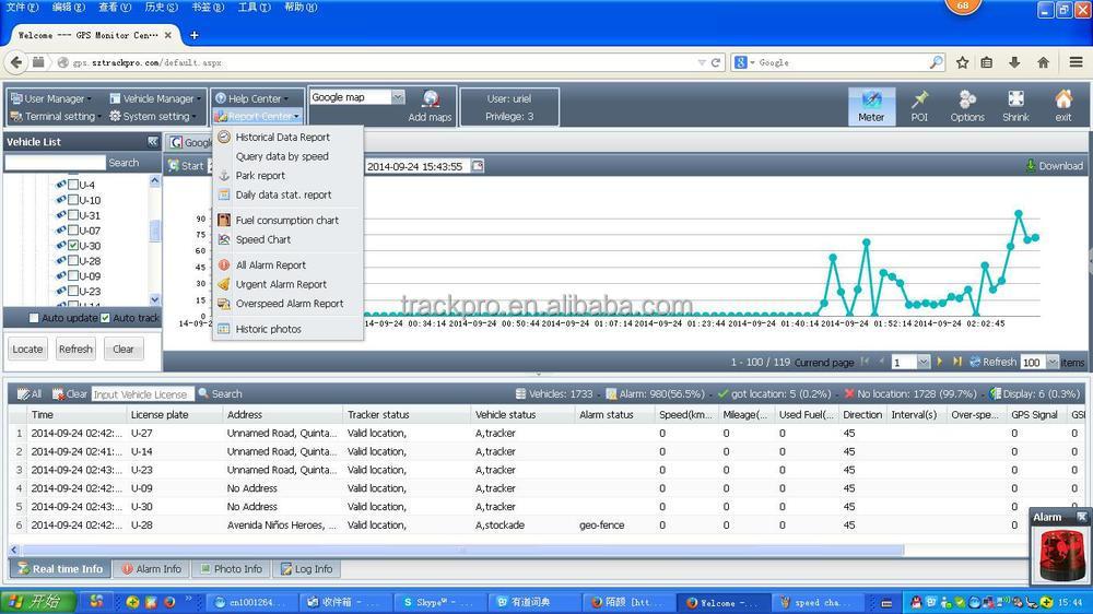 Pc Desktop Fleet Management System Gps Tracking Software For Noran Gps  Tracker No-008,No-016 - Buy Fleet Management System,Gps Tracker  Software,Gps