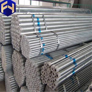 Hot sell the best price borewell gi pipes G I PIPE with screwed ends and  sockets alibaba website