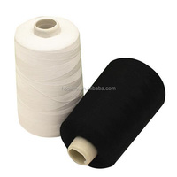 Manufacturer direct cheapest 100% high quality 8/1 8/2 polyester and cotton warp yarn weft yarn recycle yarn cone