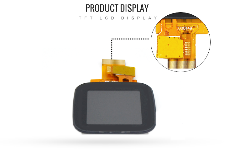 Micro LCD Module 240x240 Display 1.54'' IPS LCD With Capacitive Touch Screen For Smart Watch