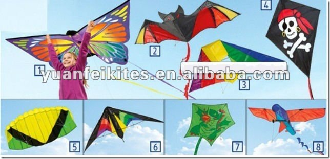 kite manufacturer/Various AZO-free Flying Kite Provided By professinal Factory