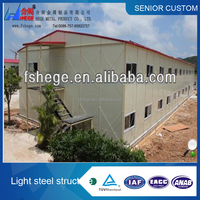 Large and long Span cheap warehouse for sale