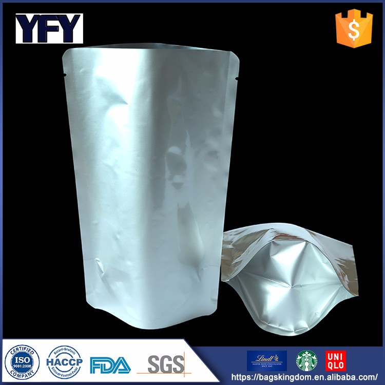 Gold supplier China retort foil pouch for curry yam soup packaging