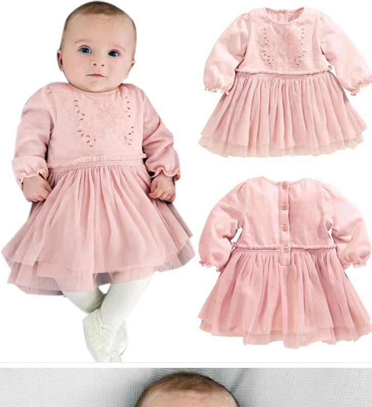 Rosa Taufe Spitzenkleid Für Baby Girl Kind Outfit Neugeborene Kleid Buy Neugeborenen Mädchen Kleiderkind Outfitrosa Spitzenkleid Product On