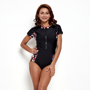 Very Hot Sexy Vintage Black White One-Piece Bikini Bathing Suits For Women Sexy