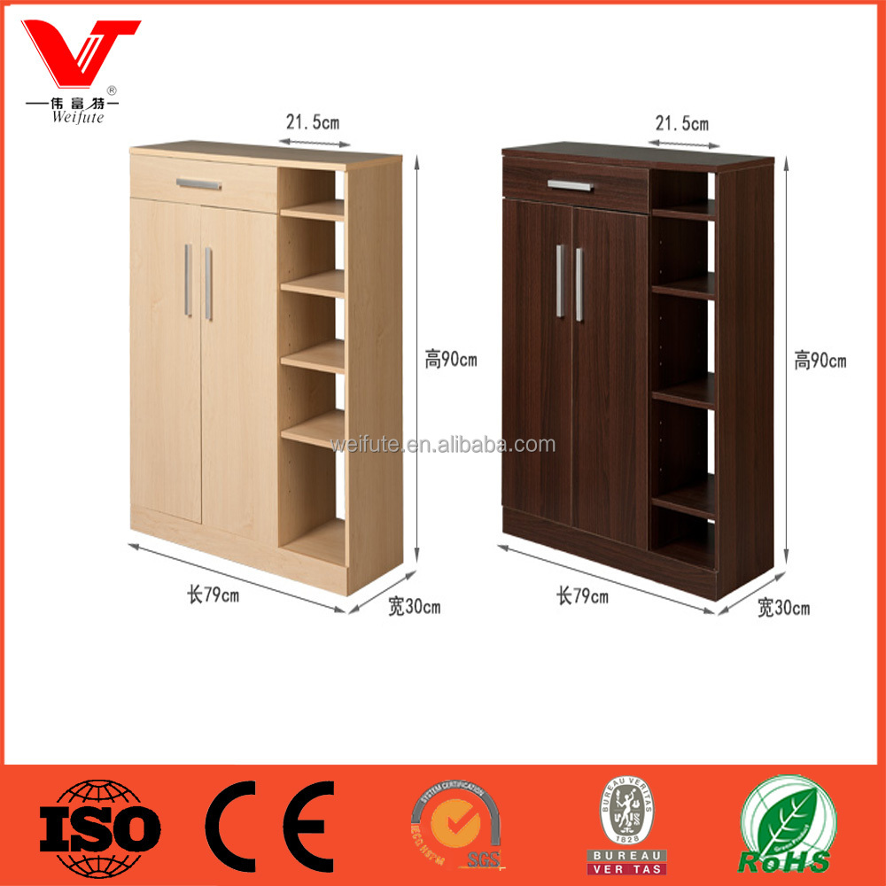 Home Furniture Shoe Storage Cabinet Solid Wood Shoe CabinetWooden – Solid Wood Storage Cabinet