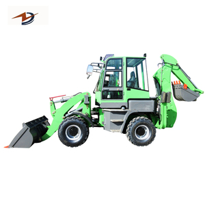 Multifunctional backhoe loader made in China