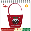 XM9-20A DIY handwork christmas decoration red gift bag
