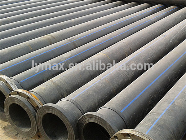 Flexible Dn250mm Hdpe Underground Sewer Pipe Buy