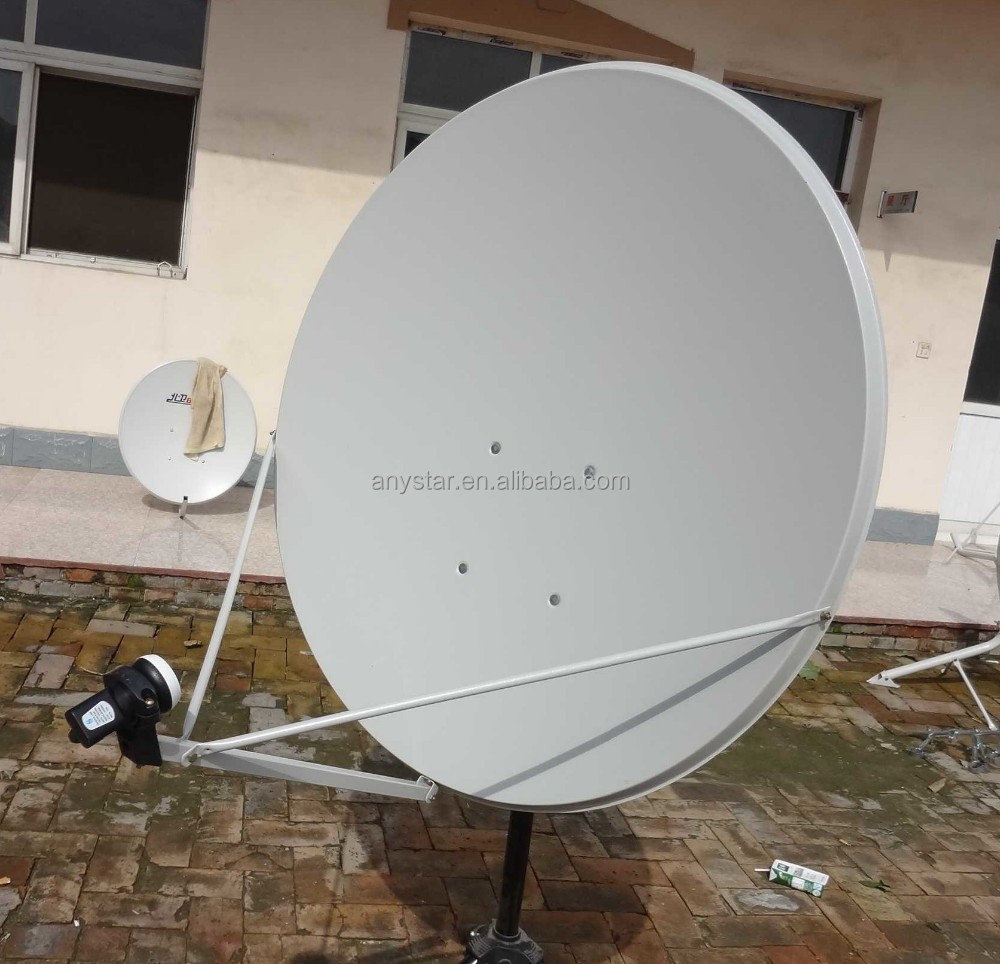 Dish Antenna Offset antenna with special edge to against deformation