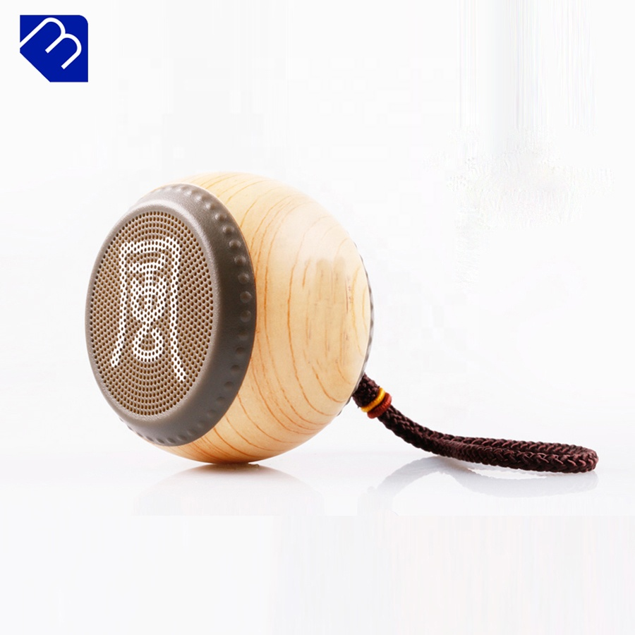 Speaker 2018 Hadiah Promosi Surround Gantungan Kunci Mini Mp3 Mega Sound 2.1 Portable Ibasket Mushroom Bluetooth Speaker