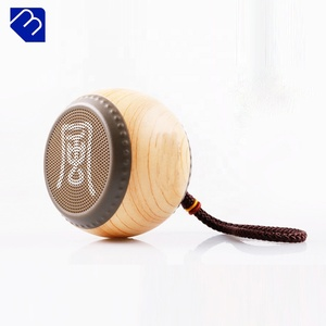 Speakers  2018 Promotional Gift Surround Keychain Mini Mp3 Mega Sound 2.1 Portable Ibasket Mushroom Bluetooth Speaker
