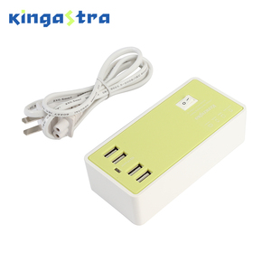 hot selling quick charge easy carry multi 4 usb ports charing station