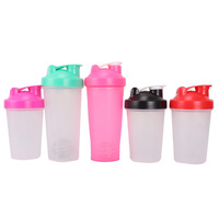 Joy shaker 28oz Different Colors Bpa Free Plastic Protein Shaker Bottle,Measurement Marking To 24oz/700ml Logo Printing Label S