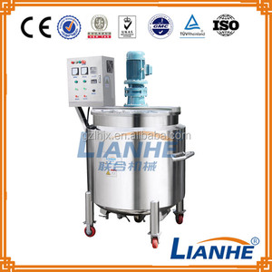 200L shampoo, detergent, lotion. gel, dishwash, hand wash Mixing Equipment/mixing tank