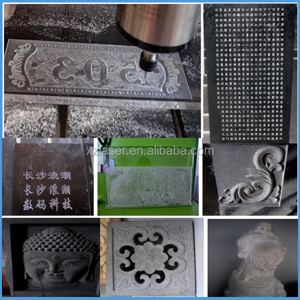 headstone engraving machine