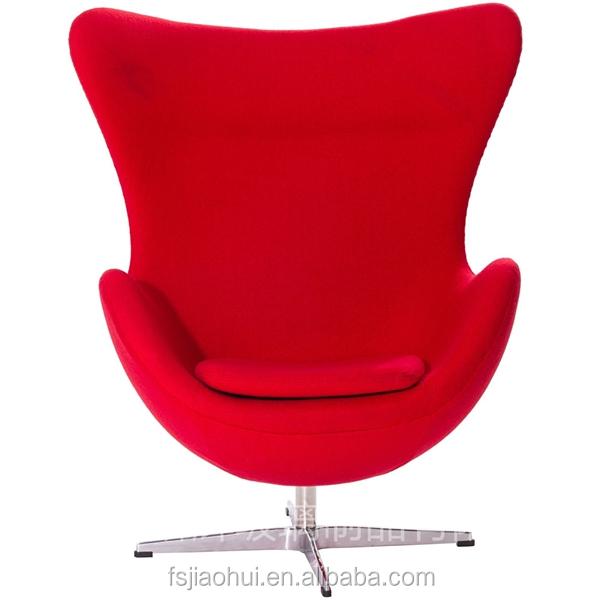 Mid Century Retro Arne Jacobsen Egg Chair