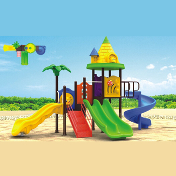 Kids outdoor playground used commercial water playground equipment sale