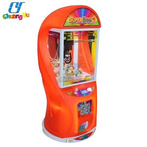Super Box 2 Gift Prize Games Coin Operated Amusement Arcade Toy Claw Crane  Game Machine