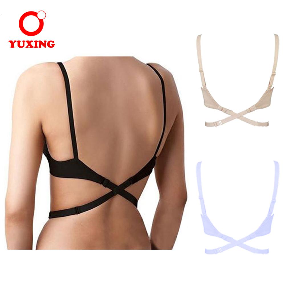 56718be16c low back bra strap Magic Bra Strap Low Back Bra Converter Strap As Seen On  TV Conversion Solution Extender