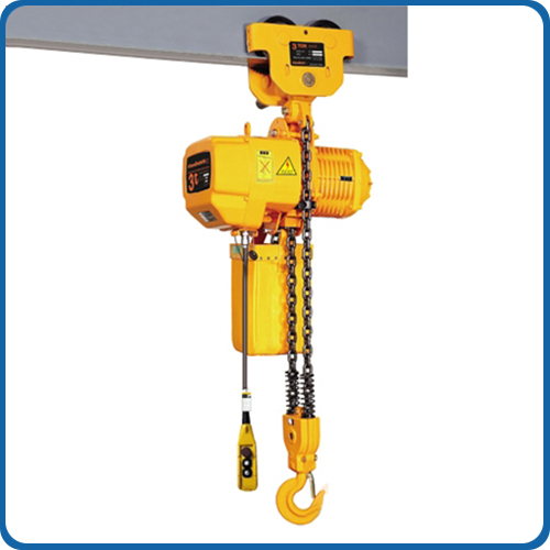 Monorail Manual Trolley Electric Chain Hoist 1 Ton Buy